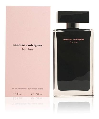 Imagen 1 de 2 de Perfumero Narciso Rodriguez For Her Edt 1ml Original