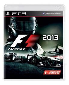 Formula 1 2013 , Play 3 , Inglês Codigo Psn !!!!!