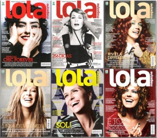 Revista Lola Magazine - 6, 8, 16, 22, 23 E 24
