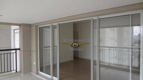 Apartamento Com 4 Dormitórios À Venda, 155 M² Por R$ 1.350.000,00 - Belém - São Paulo/sp - Ap2367