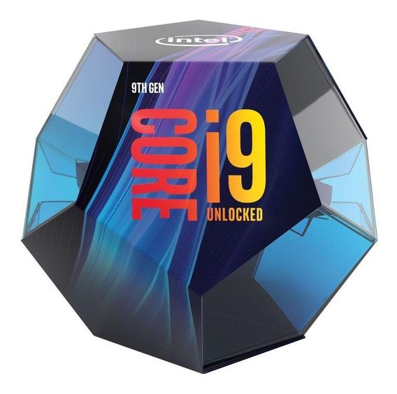 Processador Intel Core I9 9900k Coffee Refresh 9a Ger 1151
