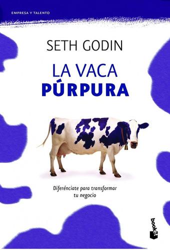 Imagen 1 de 2 de La Vaca Púrpura - Seth Godin