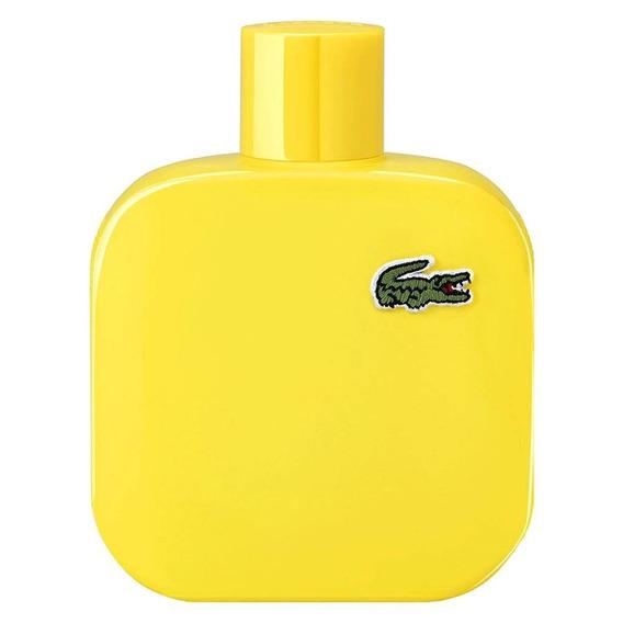 Perfume Lacoste L.12.12 Jaune Edt 100ml