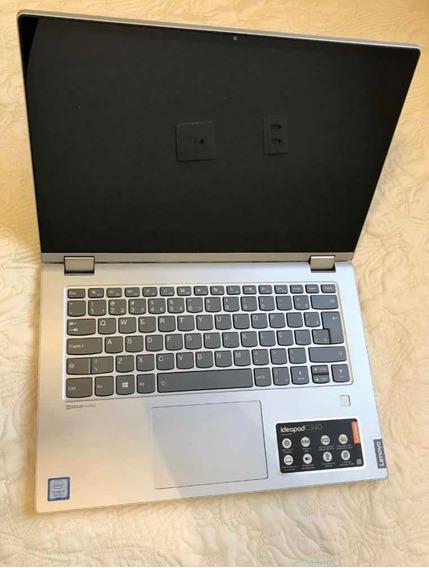 Notebook Lenovo C340 - I7, 8gb Ram, 256 Ssd Com Active Pen 2