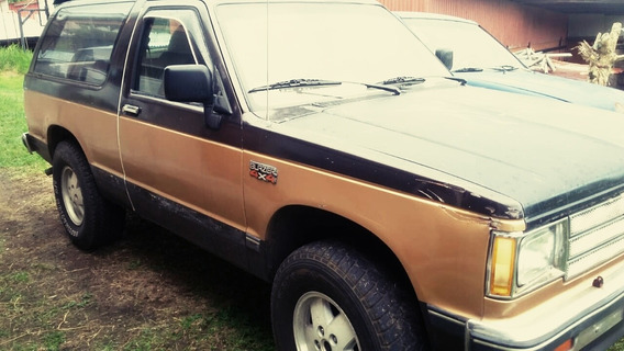 Chevrolet Blazer Blazer S10 4x4