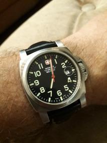 Relógio Wenger Swiss Military - Quartz - 40mm - Usado