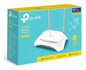 Roteador Wireless Tp-link Tl-wr849n 2 Antenas Fixas + Nfe