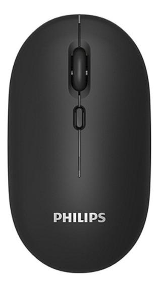 Mouse Sem Fio Original Philips M203 1600dpi 2.4g Exclusivo