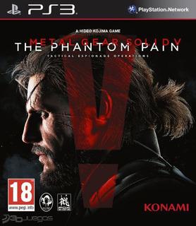 Metal Gear Solid Collection 4 Juegos Ps3