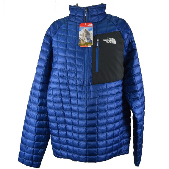 Chamarra The North Face Hombre Azul Therboball Nf00ckv4bg8