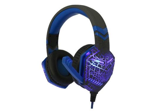 Fone Com Microfone Feir Headphone Ps3 Ps4 Pc Gamer Usb Feir