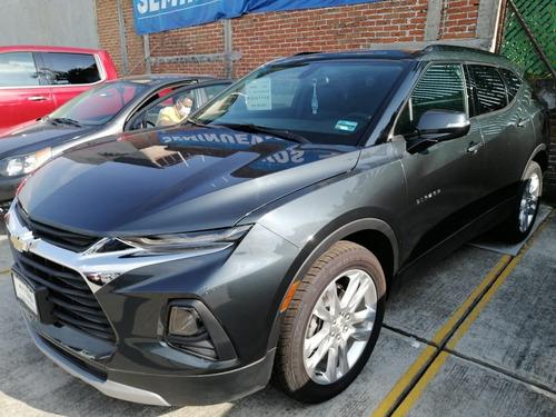 Chevrolet Blazzer 2019 Lt Piel