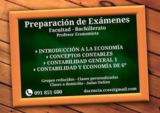 Preparación Bps, Contabilidad, Economía, Entes Públicos