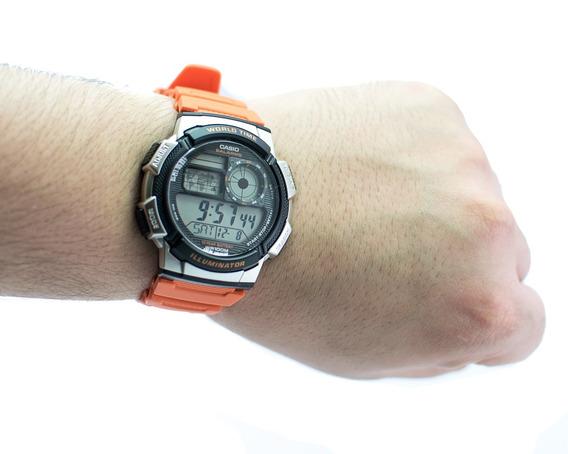 Reloj Casio Deportivo Hombre Ae-1000w-4bvdf