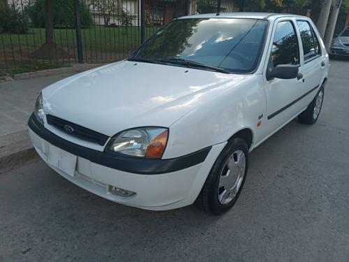 Ford Fiesta 2000 Clx 1.8 Diesel 5 P Full 1era Mno Jub Liq Ur