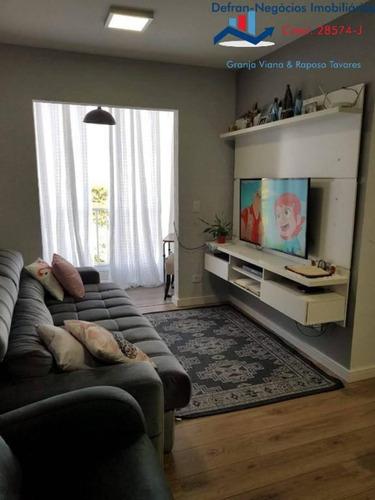 Apartamento De 3 Quartos Para Venda - Costa Verde - Cotia - Izm83f09-540425