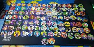 Tazos Dragon Ball Coleccion Completa De 100 Envio Gratis