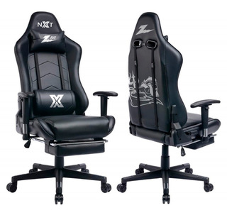 Silla Gamer Nxt Zeus Reclinable 180° 2019 Lan Center Lima