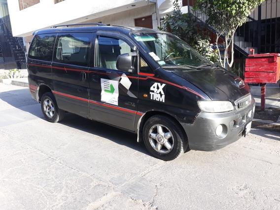 Hyundai Starex Minivan