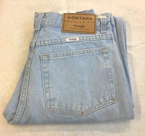 Pantalon Wrangler Montana Clasico 100% Original