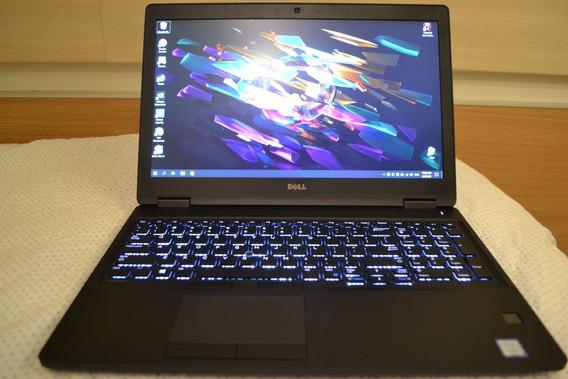 Dell Precision 3520 15.6 I7 7820hq Nvidia Quadro 16gb Ram