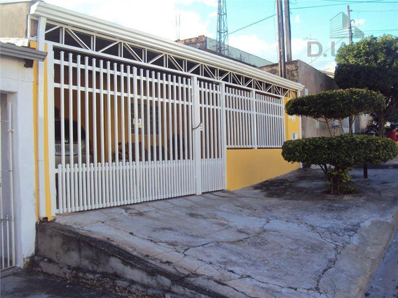 Casa Residencial À Venda, Parque Residencial Vila União, Campinas - Ca8219. - Ca8219