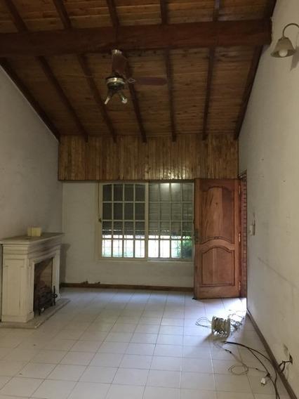 Casa 3 Ambientes Zona Norte San Miguel Alquiler