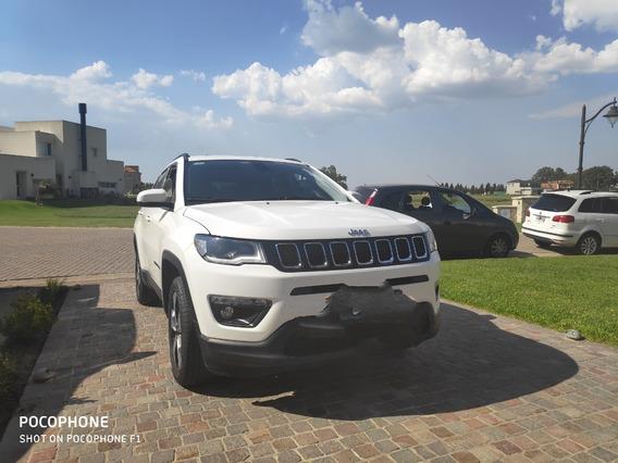 Jeep Compass Longitud Plus 4x4