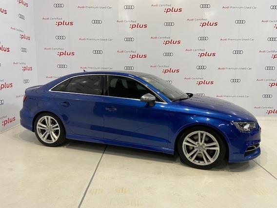 Audi S3 Sedan 2.0 Tfsi 285 Hp S Tronic Quattro