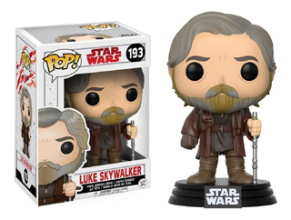 Funko Pop : Star Wars - Luke Skywalker #193