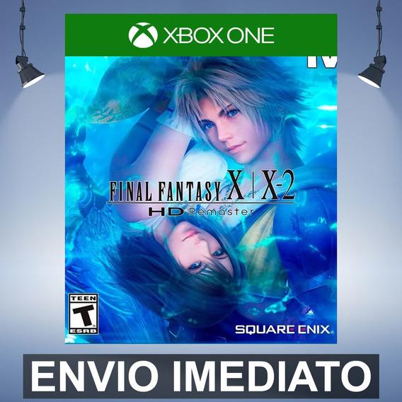 Final Fantasy X/x-2 Hd Remaster Xbox One Codigo 25