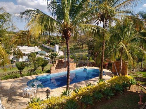 Chácara Com 7 Dormitórios À Venda, 3000 M² Por R$ 2.700.000,00 - Vale Das Laranjeiras - Indaiatuba/sp - Ch0440