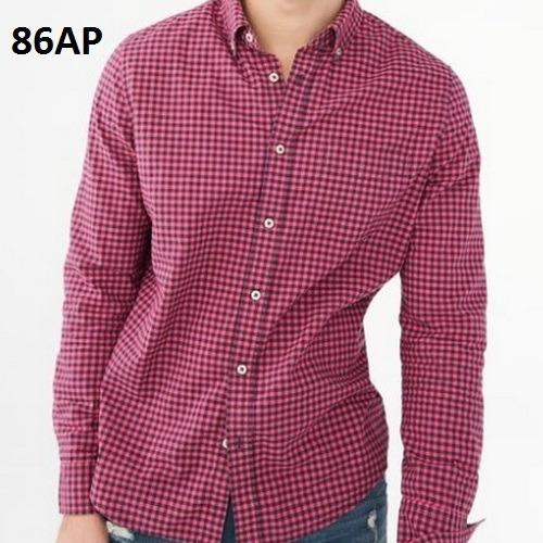 M, L - Camisa Aeropostale C86ap Ropa Hombre 100% Original