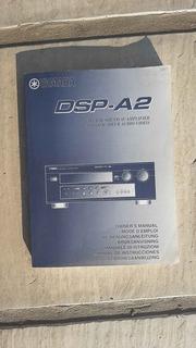 Yamaha Manual Amplificador Dsp-a2