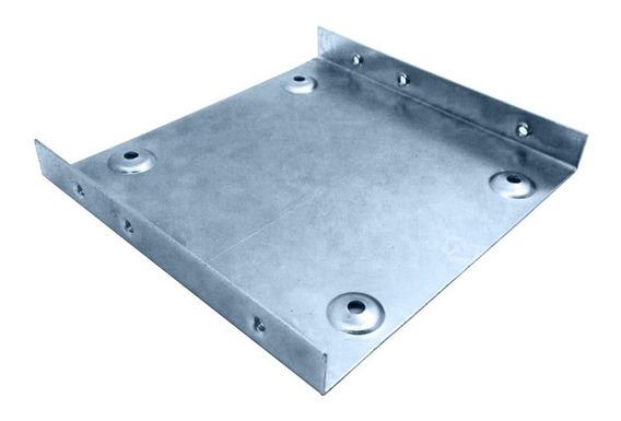 Adaptador De Metal Baia 2,5 P/ 3,5 Para Ssd E Hd De Notebook