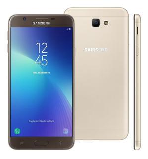 Samsung Galaxy J7 Prime 2 Tv G611m 32gb Dourado Vitrine 2