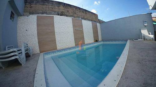 Imagem 1 de 29 de Casa Com 3 Dormitórios À Venda, 22 M² Por R$ 600.000,00 - Jardim Ipiranga - Campinas/sp - Ca0401