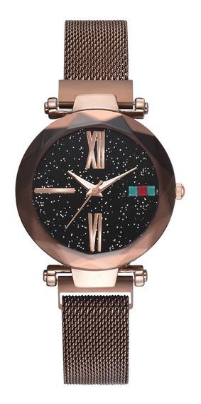 Reloj Vintage Extensible Magnetico Colores