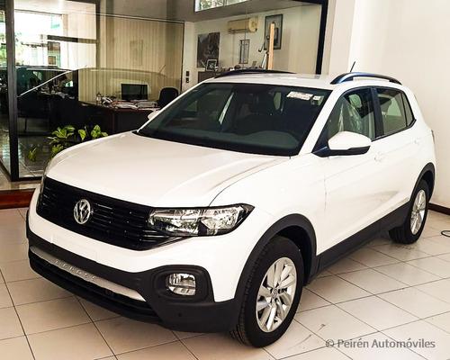 Volkswagen T-cross Trendline Mt 0km 2021 Entrega Inmediata