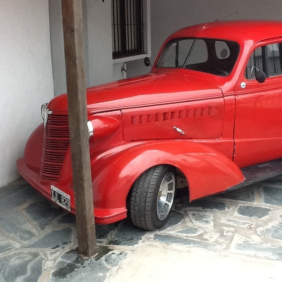 Chevrolet 1938 Cupe