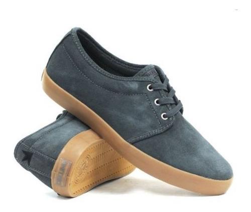 Zapatos Dekline Skate River Suede (45)