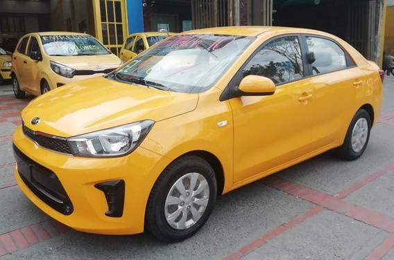 Taxi Kia Sephia Modelo 2020
