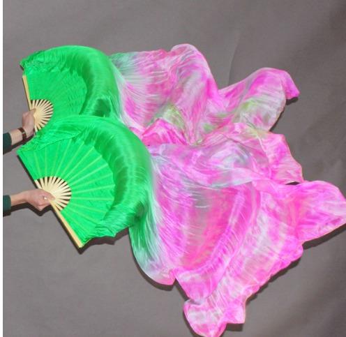 Fanveils - Abanicos De Seda 100% Seda China! Danza Arabe