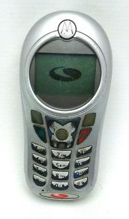 Motorola C115 Funcionando Suporta Um Chip Aparelho Usado