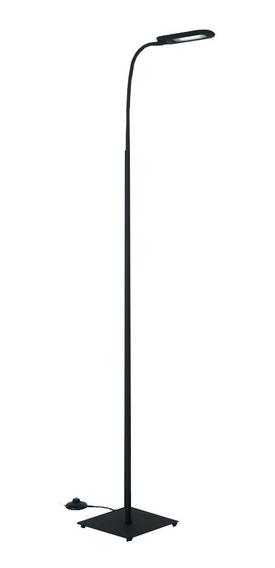 Lampara De Pie Flexible Neron Negro 4w 3 Intensidades Luz