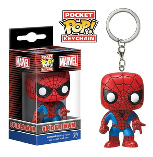 Funko Pop Keychain Spiderman Marvel