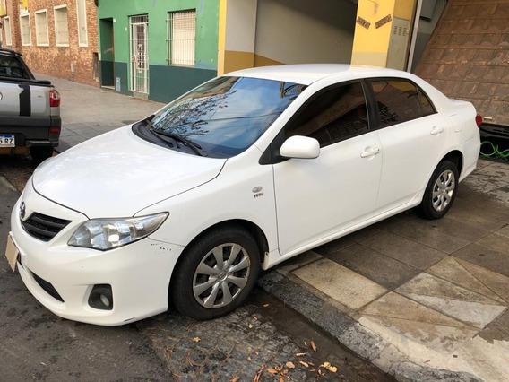 Toyota Corolla Xli 2013 M/t