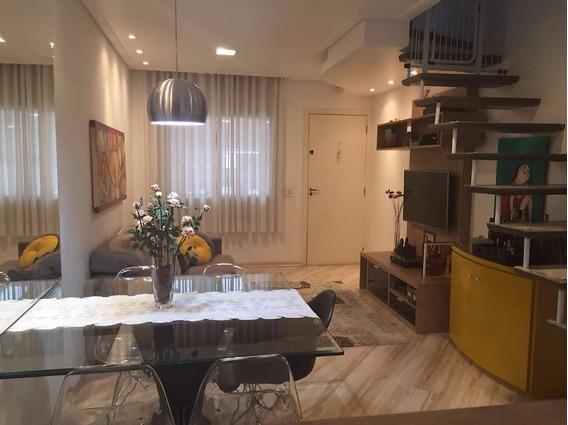 Casa Sobrado Padrão À Venda Próximo À Granja Julieta - 3 Dormitórios Sendo 1 Suíte - 2 Vagas! - Ca0039