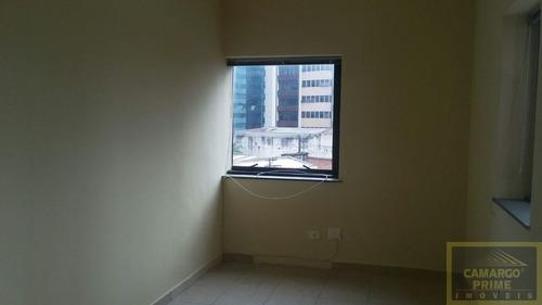 Conjunto Comercial Com 02 Vagas E Ampla Sala No Coração De Pinheiros - Eb82659
