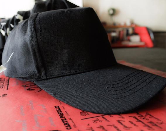 Gorra Negra- Pack X 19 Unidades